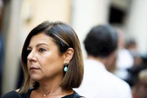 """Paola De Micheli su Amadeus: """"L'anno prossimo Sanremo lo conduce una donna e lui fa un passo indietro"""""""