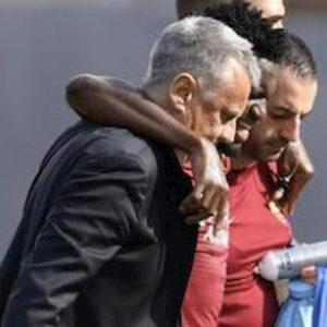 Juventus-Roma, Diawara e Danilo out per infortunio: saltano derby e Napoli?