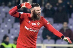 Fiorentina-Genoa 0-0, Drągowski para rigore a Criscito e ferma gli ospiti con parate miracolose
