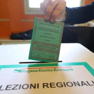 Emilia Romagna, proiezioni Tecné Rete 4: Bonaccini avanti su Borgonzoni