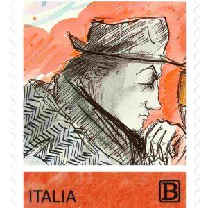 Federico Fellini, da Poste Italiane un francobollo per celebrare i 100 anni dalla nascita