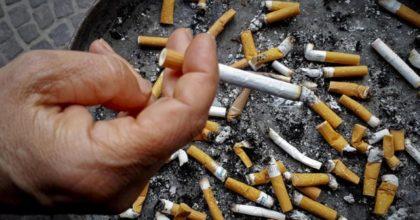 Sigarette, Ansa
