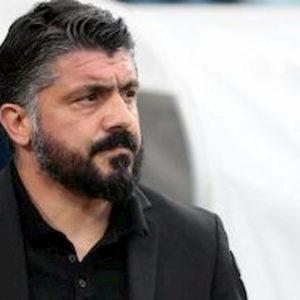 """Napoli-Fiorentina, Gattuso: """"Sconfitta imbarazzante, chiediamo scusa ai tifosi"""""""