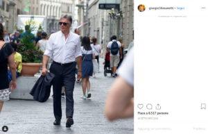 Giorgio Manetti trova l'amore dopo Gemma Galgani a Uomini e Donne