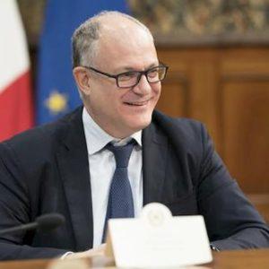 Roberto Gualtieri candidato unitario del centrosinistra a Roma