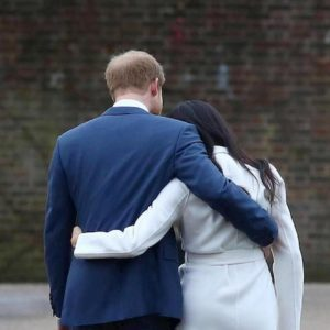 meghan markle harry foto ansa