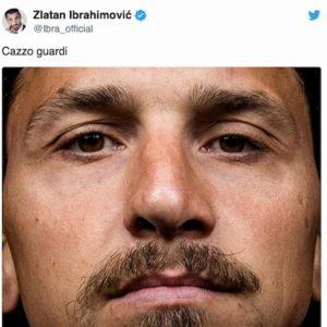 """Milan, Ibrahimovic scrive su Instagram: """"Ca... guardi"""". Quel precedente del 2012..."""