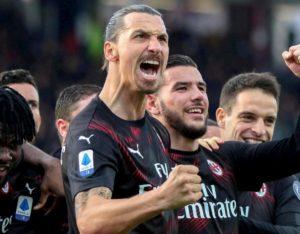 """Cagliari-Milan, Ibrahimovic: """"Ecco perché esulto come Dio"""""""