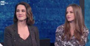"""Paola e Chiara Iezzi a Che tempo che fa: """"Dividersi è malinconico ma è corretto sia così"""" VIDEO"""