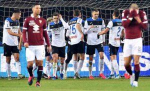 Torino-Atalanta 0-7, tripletta di Ilicic: nerazzurri agganciano Roma in zona Champions