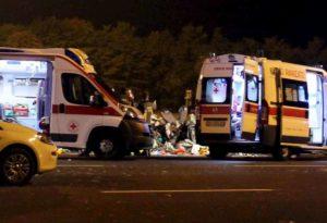 Palermo, scende a gettare la spazzatura e viene travolto da un'auto: morto 73enne