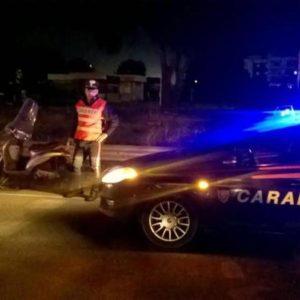 Tivoli, schianto auto contro un bus Cotral: morti due ventenni