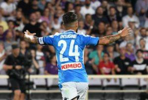 Coppa Italia, Napoli-Lazio 1-0: gol Insigne, Immobile sbaglia rigore, Hysaj espulso