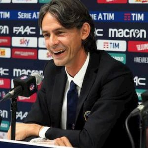 Benevento, trova portafoglio di Pippo Inzaghi e glielo restituisce