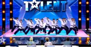 Taekwondo, esibizione emoziona Mara Maionchi a Italia's Got Talent