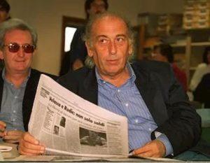 Italo Moretti, volto storico del Tg2 Rai, è morto. Diresse il Tg3