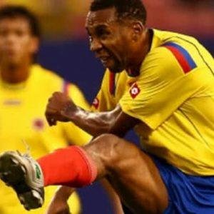 Jhon Viáfara, l'ex calciatore colombiano estradato in Usa per droga: è accusato di narcotraffico