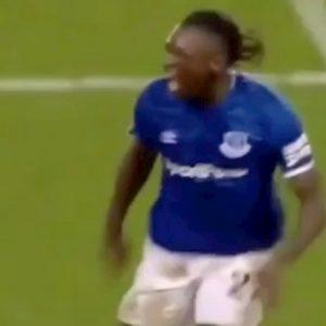 Moise Kean, il primo gol con l'Everton non regala i tre punti ad Ancelotti