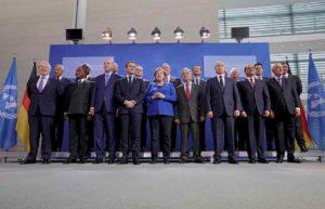 Libia, i 7 punti dell'intesa della Conferenza di Berlino: cessate il fuoco, embargo armi...