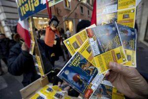 Lotteria Italia 2020, il biglietto da 5 milioni di euro venduto in via San Donato a Torino