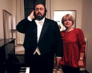 """Luciano Pavarotti, parla la prima moglie Adua Veroni: """"Per lui ho annullato me stessa"""""""