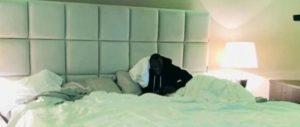 """Lukaku, il letto è enorme. Ranocchia lo sfotte su Instagram: """"E' per 15 persone?"""""""