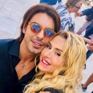 Verissimo, Valeria Marini presenta il suo nuovo amore, Gianluigi Martino