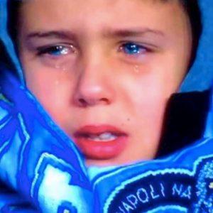 """Insigne video per il piccolo tifoso del Napoli in lacrime: """"Torneremo a sorridere insieme"""""""