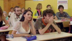 Martina Fusco a La Pupa e il Secchione: chiama Garibaldi Gennaro