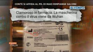 Coronavirus, caccia alle mascherine in Italia. E da dove arrivano? Da Wuhan