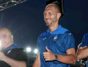 Calciomercato, il Genoa ha preso Masiello. L'Atalanta non lo ha convocato per il Torino