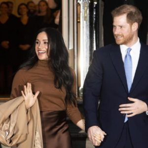 Meghan Markle e Harry, Ansa