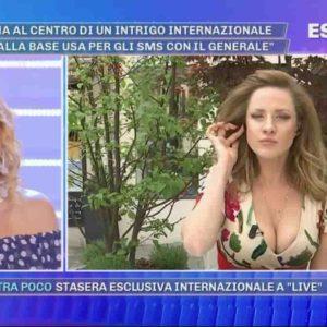"""Michela Morellato chiede 5 milioni di dollari agli Usa: """"Il Pentagono ha violato la mia privacy"""""""