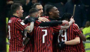 Coppa Italia, Milan in semifinale: 4-2 al Torino con rimonta completata nei supplementari