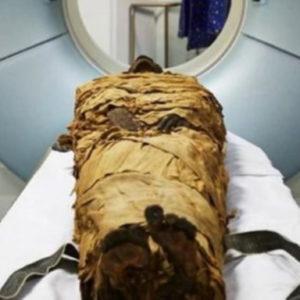 Mummia Nesyamun, ricostruita la voce del sacerdote egizio di 3mila anni fa