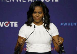 """Sanremo 2020, Michelle Obama non sarà ospite. Amadeus: """"Costi troppo elevati"""""""