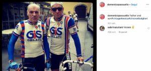 Ciclismo, Walter Passuello è morto a Livorno dopo una caduta nel suo negozio