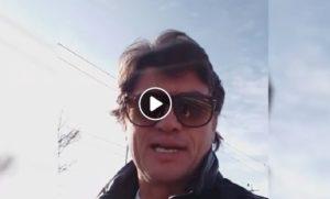 """Pedro Valti, video contro Amadeus. Nel 2005 lo fece sbroccare a L'Eredità con """"La cipolla"""""""