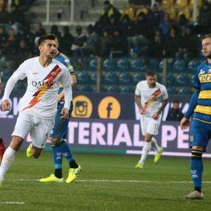 Pellegrini gol Coppa Italia