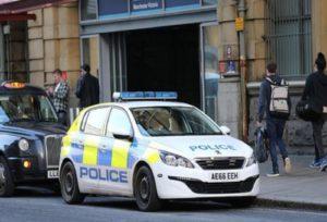 La polizia inglese, Ansa