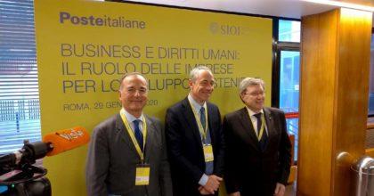 poste italiane convegno confindustria