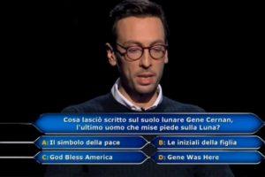 Chi vuol essere milionario, Enrico Remigio vince un milione di euro