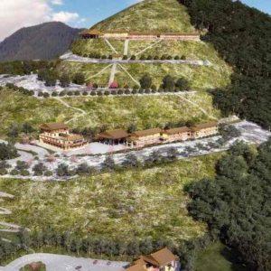 rendering monastero pisa