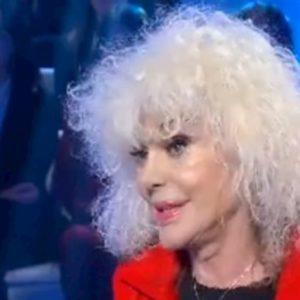 """Domenica In, Donatella Rettore: """"Volevo un figlio, ma sono talassemica"""""""