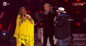 """Romina Power, gaffe al concerto di Capodanno: """"L'anno prossimo possiamo farlo alle Maldive?"""""""