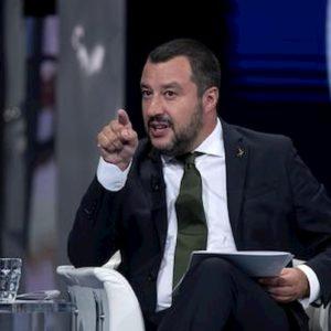 """Salvini, spot durante Juve-Roma. Pd attacca la Rai: """"Consentito un comizio, altro che servizio pubblico"""""""