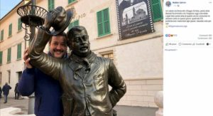 """Elezioni in Emilia Romagna, il sindaco di Brescello: """"La Lega ha vinto? Salvini qui è venuto, la sinistra no"""""""