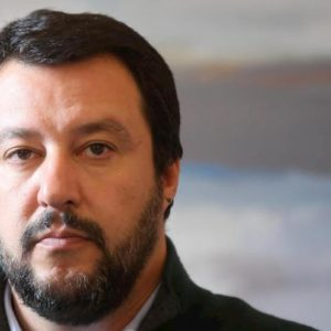 """Matteo Salvini a Fabio Volo: """"Mentre io inseguivo i Casamonica,lui inseguiva i quattrini"""""""