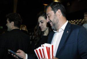 Salvini e Verdini, Ansa
