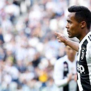 Juventus-Parma, infortunio Alex Sandro: ecco cosa si è fatto